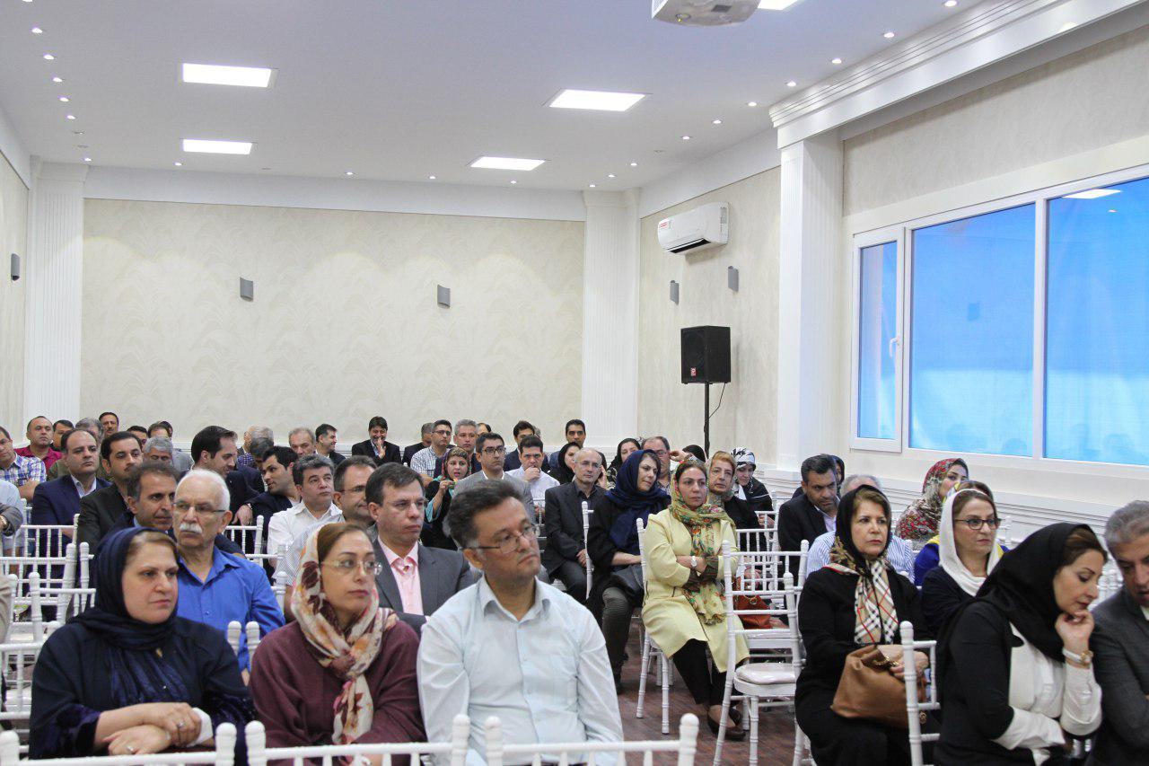 Stock holders meeting of west Nikan hospital took place in the projects site